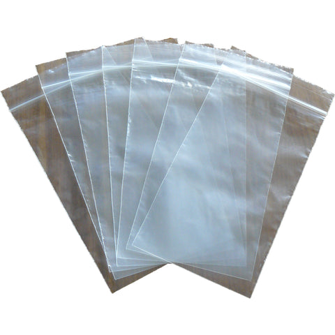 Sealable plastic bag - 40 Micron - BagMasters