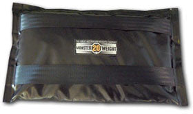 Shot Bag - 20KG Monster Heavyweight - BagMasters Australia