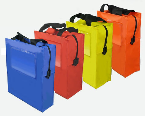 Securable Courier Bag - BagMasters Australia