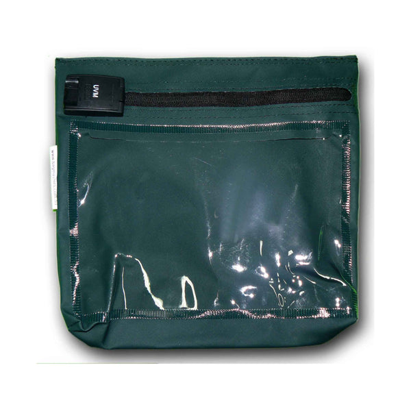 Large Window Cash Bag - with Tamper Evident lock