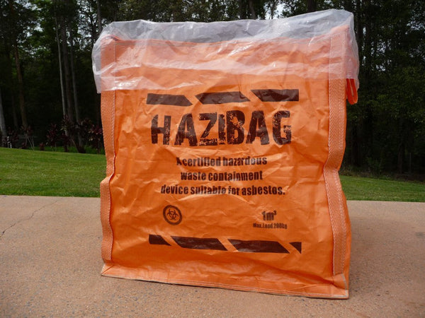 Hazardous Materials bags - Multiple Sizes - BagMasters