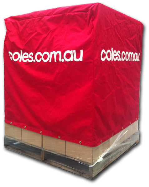 Pallet Covers - BagMasters