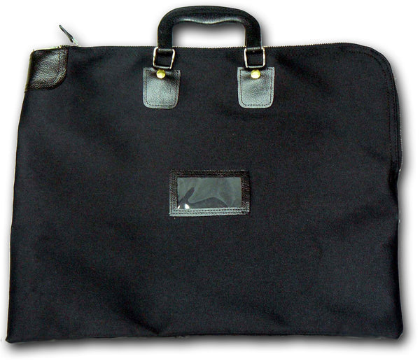 Locking Briefcase Style Bag - BagMasters