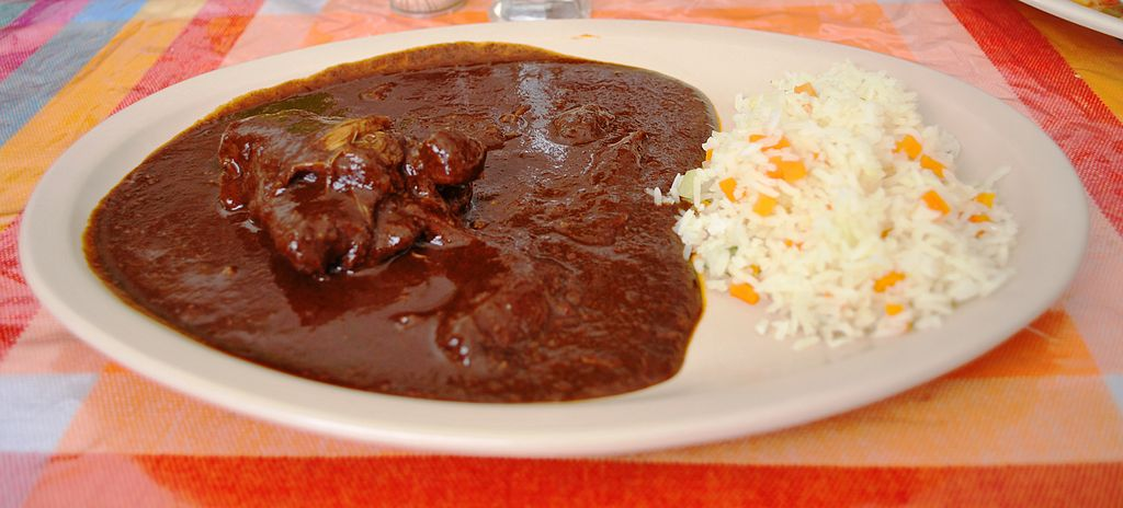 Mole Sauce Ideas