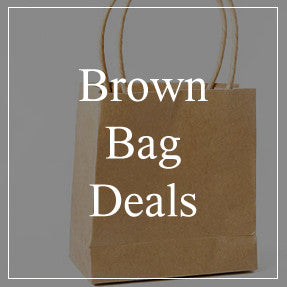 brown bag deals, coupons and discounts