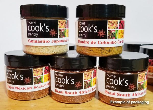 Gomashio / Gomasio Japanese Seasoning