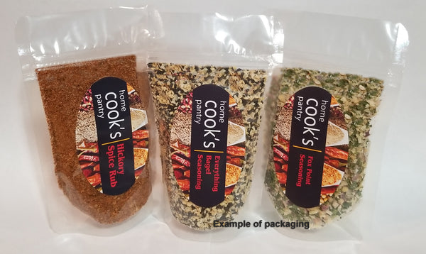 Middle Eastern Couscous Seasoning