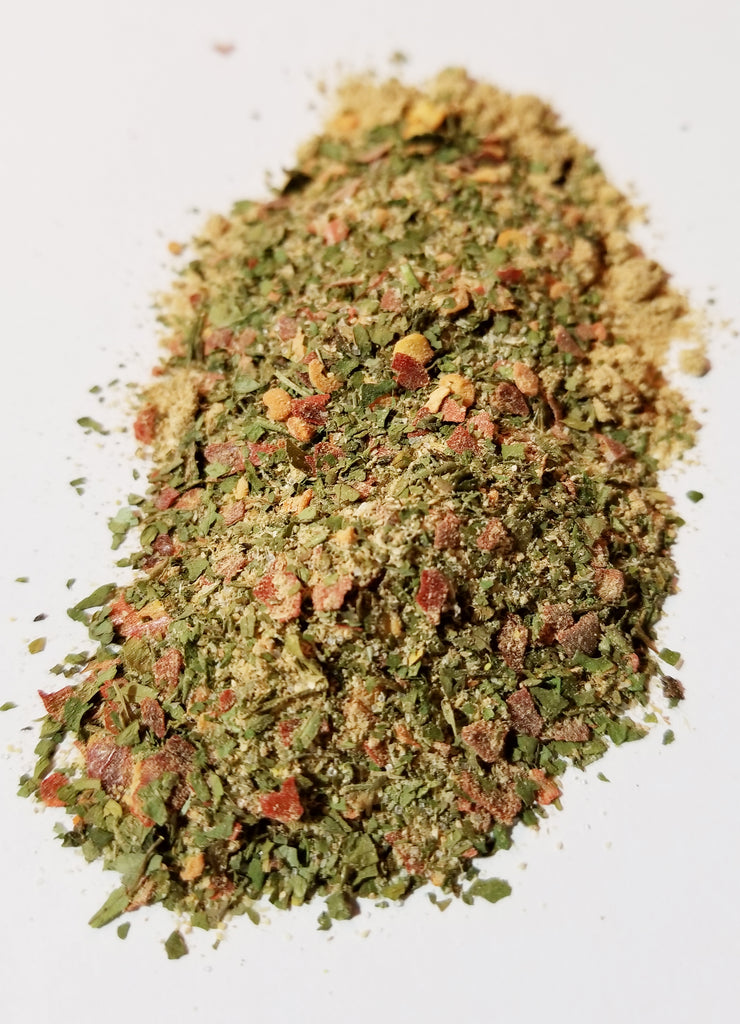 Green Masala Indian Seasoning