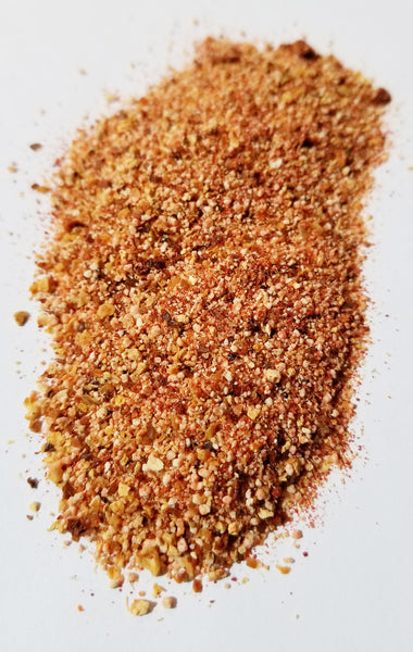 Habanero Honey Rub