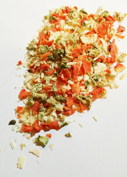 French Mirepoix Aromatic Flavor Base