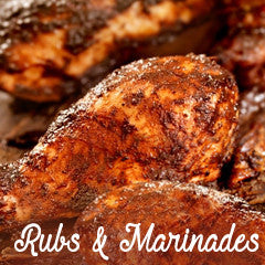 rubs and marinades