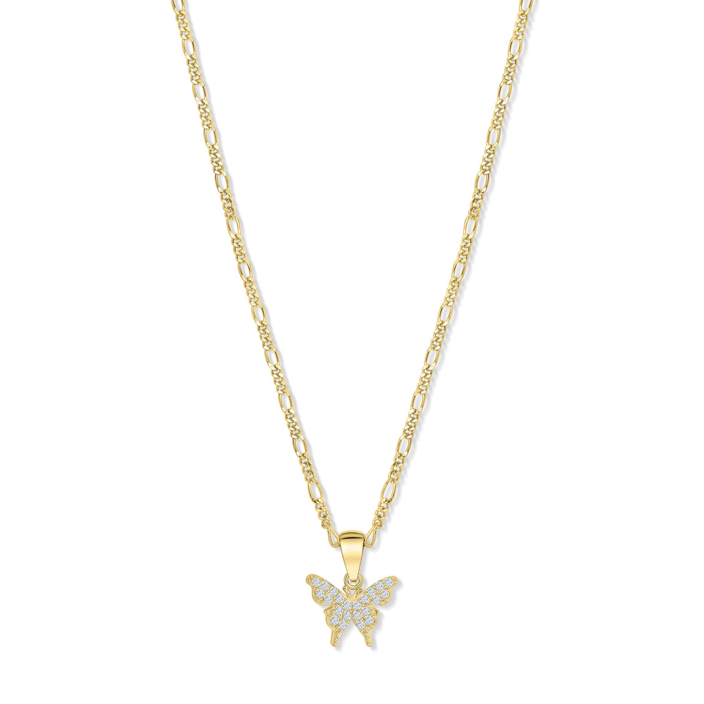 Butterfly Effect Necklace