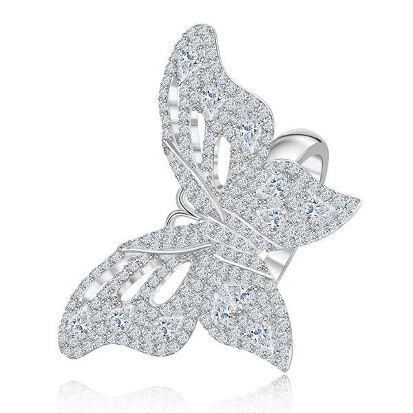 Mariposa Diamond Ring