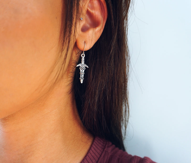 Two Tribes Earrings