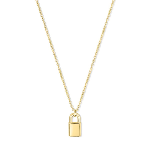 Hiro Lock Necklace