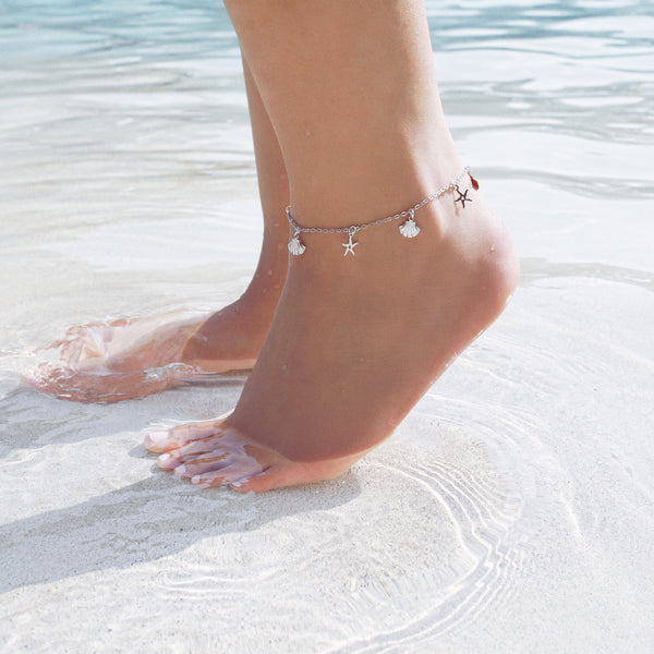 Under The Sea Anklet