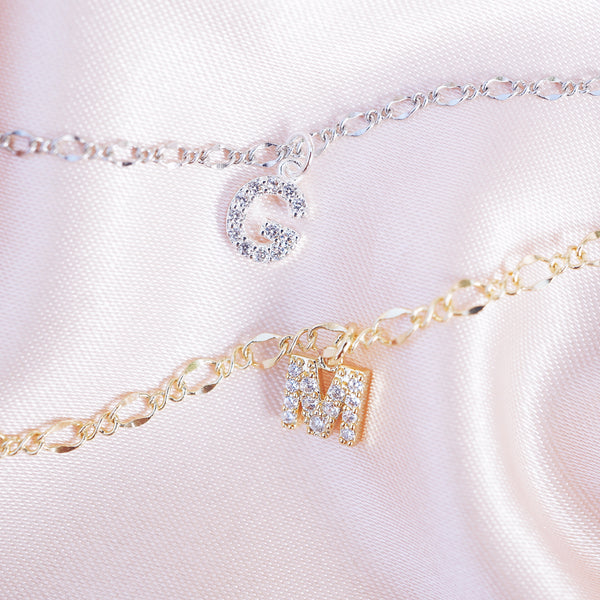 Diamond Initial Choker