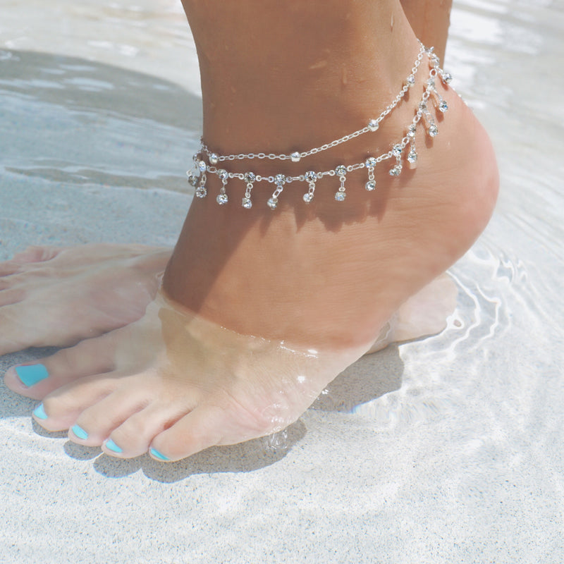 Ecliptic Anklet