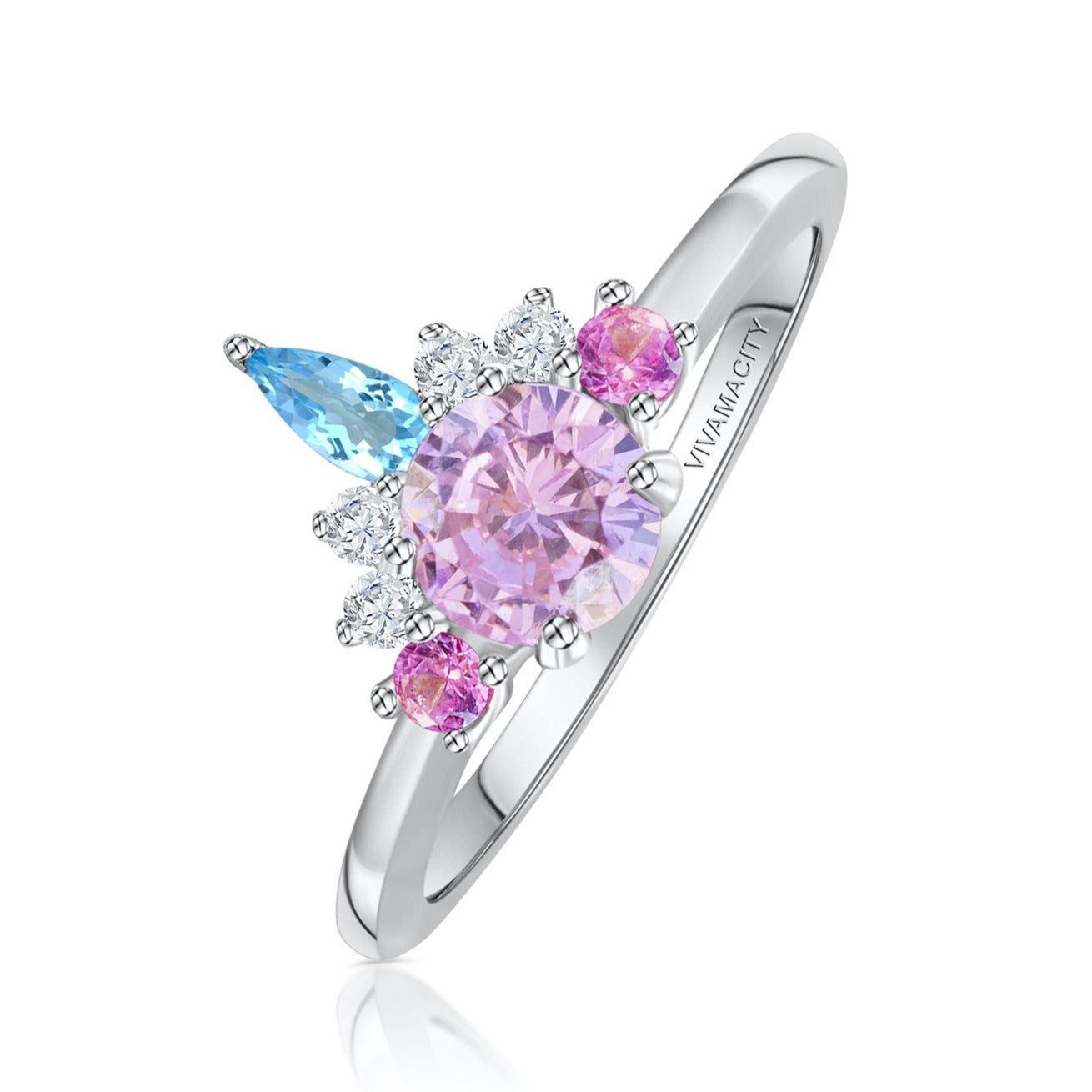 Pink Dust ring 1