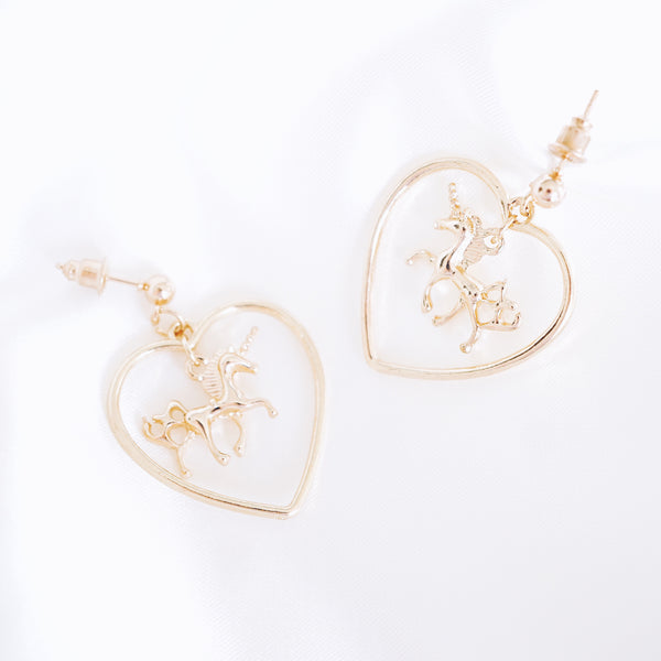 Unicorn Lovers Earrings