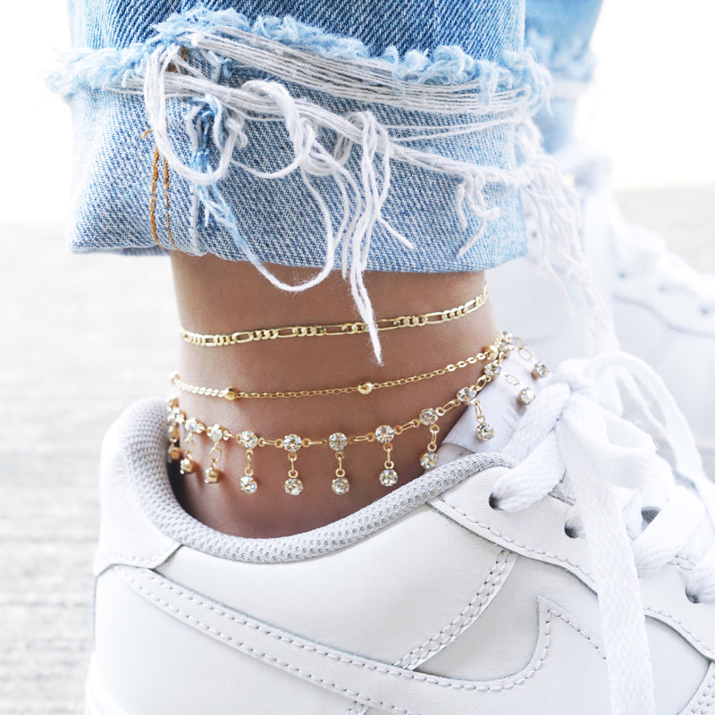Princess Diaries Anklet