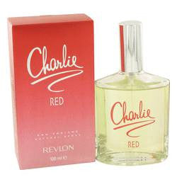 Charlie Red Eau Fraiche Spray By Revlon - ModaLtd Beauty