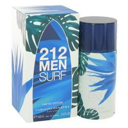 212 Surf Eau De Toilette Spray (Limited Edition 2014) By Carolina Herrera - ModaLtd Beauty
