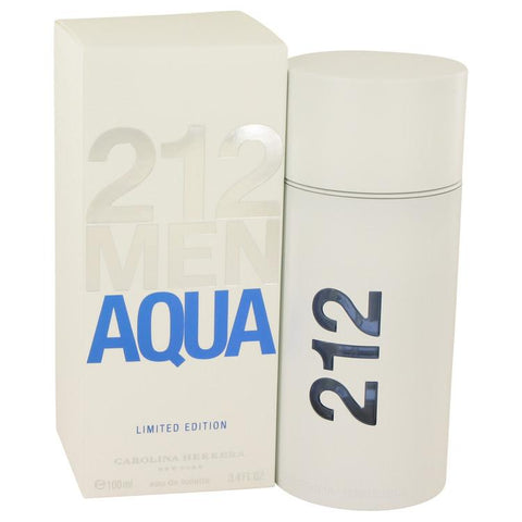 212 Aqua Eau De Toilette Spray for Men by Carolina Herrera
