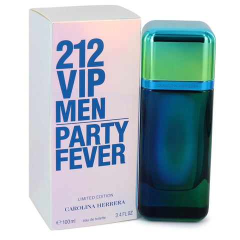 212 VIP Party Fever Eau De Toilette Spray for Men  by Carolina Herrera