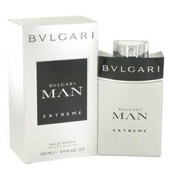 Bvlgari Man Extreme Eau De Parfum Intense Spray By Bvlgari - ModaLtd Beauty