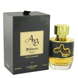 Ab Spirit Millionaire Oud Gourmand Eau De Parfum Spray By Lomani - ModaLtd Beauty
