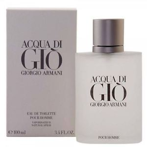 Acqua Di Gio Eau De Toilette Spray for Men By Giorgio Armani