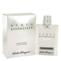 Acqua Essenziale Colonia Eau De Toilette Spray By Salvatore Ferragamo - ModaLtd Beauty
