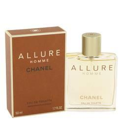 Allure Eau De Toilette Spray By Chanel - ModaLtd Beauty