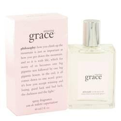 Amazing Grace Eau De Toilette Spray 2.0 Oz. By Philosophy - ModaLtd Beauty