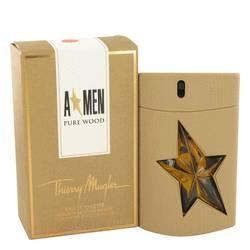 Angel Pure Wood Eau De Toilette Spray 3.4 Oz. By Thierry Mugler - ModaLtd Beauty