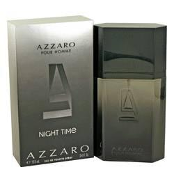 Azzaro Night Time Eau De Toilette Spray By Loris Azzaro - ModaLtd Beauty