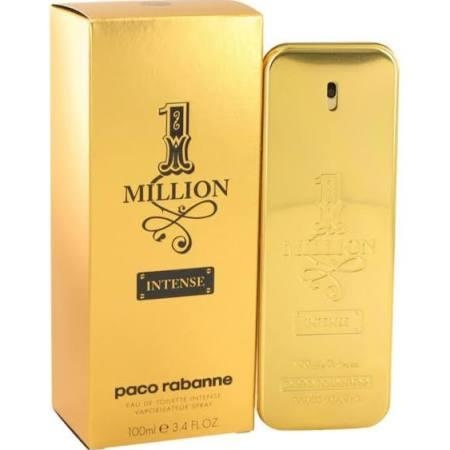 1 Million Intense Eau De Toilette Spray By Paco Rabanne - ModaLtd Beauty