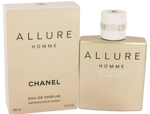 Allure Homme Blanche Eau De Toilette Spray by Chanel