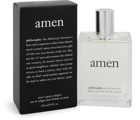 Amen Cologne by Philosophy