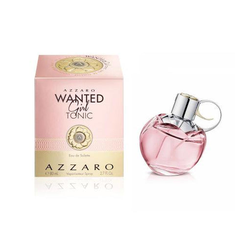 Azzaro Wanted Girl Tonic  Eau De Toilette Spray