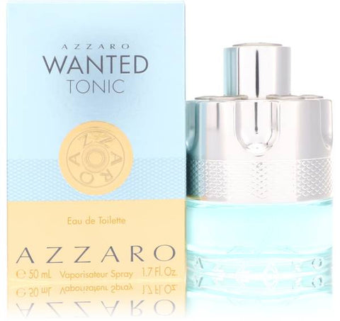 Azzaro Wanted Tonic  Eau De Toilette Spray