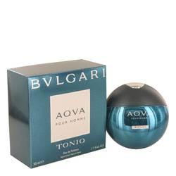 Bvlgari Aqua Marine Toniq Eau De Toilette Spray By Bvlgari - ModaLtd Beauty