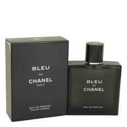 Bleu De Chanel Eau De Parfum Spray By Chanel - ModaLtd Beauty