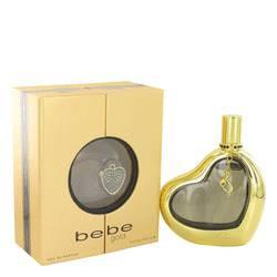 Bebe Gold Eau De Parfum Spray By Bebe - ModaLtd Beauty