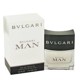 Bvlgari Man Eau De Toilette Spray By Bvlgari - ModaLtd Beauty