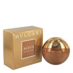 Bvlgari Aqua Amara Eau De Toilette Spray By Bvlgari - ModaLtd Beauty