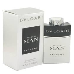 Bvlgari Man Extreme Eau De Toilette Spray By Bvlgari - ModaLtd Beauty