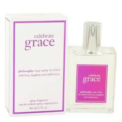 Celebrate Grace Eau De Toilette Spray 2.0 Oz. By Philosophy - ModaLtd Beauty