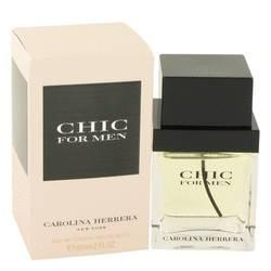 Chic Eau De Toilette Spray By Carolina Herrera - ModaLtd Beauty